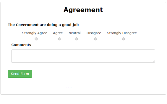 Agreement Question