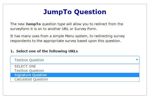 Jumpto Question